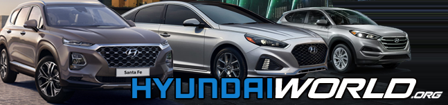 Hyundai World - Hyundai Forum